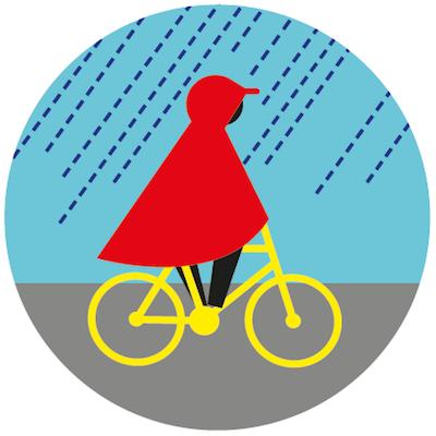Nie ma złej pogody na rower, jest tylko nieodpowiedni strój!